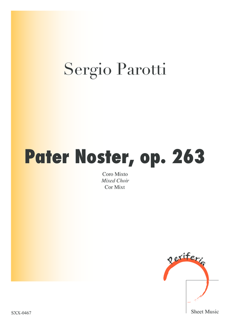 Pater Noster, op. 263