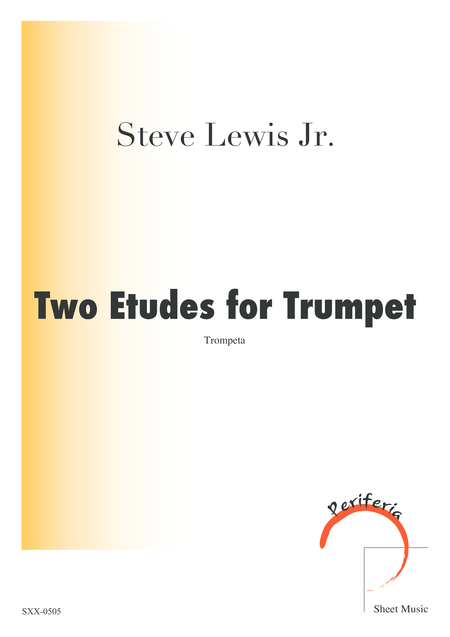 Two Etudes for Trumpet