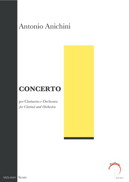 Concerto per clarinetto e orchestra