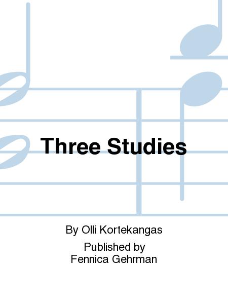 Three Studies