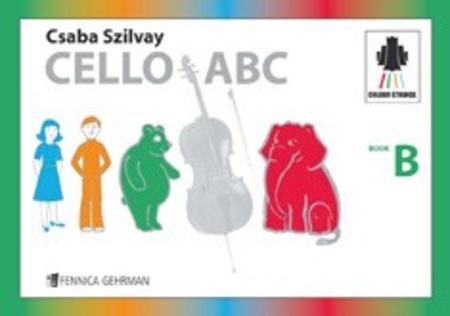 Colourstrings Cello ABC (Book B)