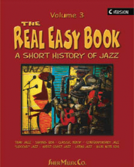 The Real Easy Book - Volume 3 (Bass clef edition)