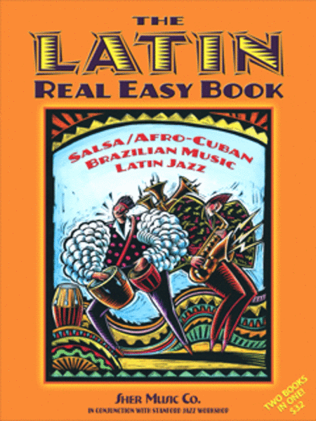 The Latin Real Easy Book (Bb edition)