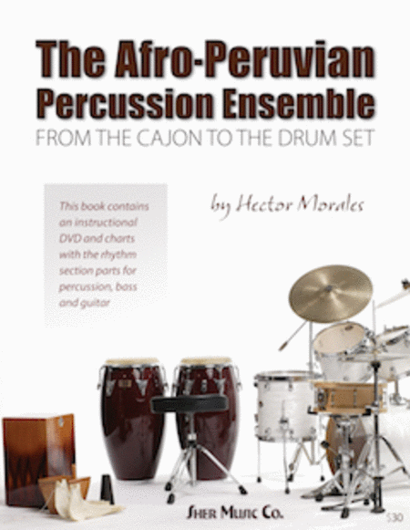 Afro-Peruvian Percussion Ensemble