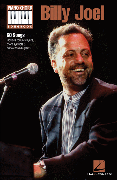 Billy Joel - Piano Chord Songbook