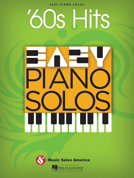 '60s Hits - Easy Piano Solos