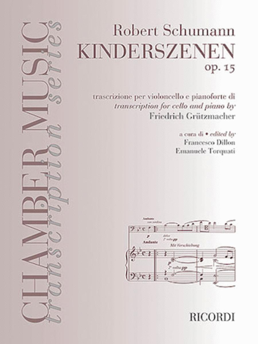 Robert Schumann - Kinderszenen, Op. 15