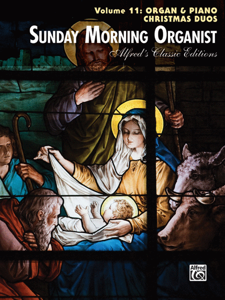 Sunday Morning Organist, Volume 11