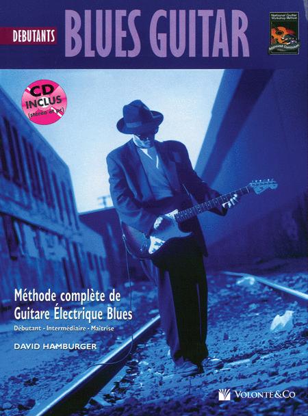 Blues Guitar Debutante