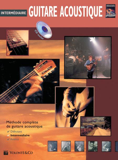 Guitare Acoustique Intermediaire