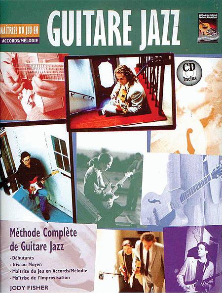 Guitare Jazz Maitrise Du Jeu en Accords/ Melodie Tab