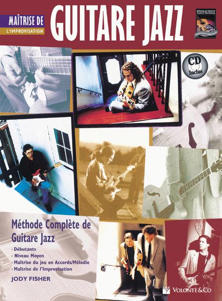 Guitare Jazz Matrise Improvisation