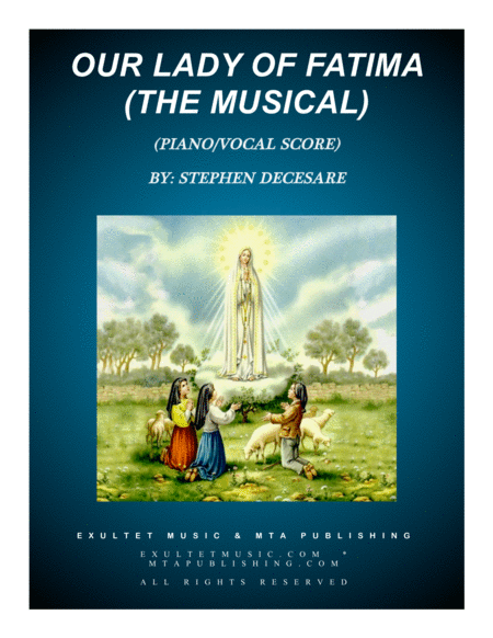 Our Lady of Fatima (the musical)