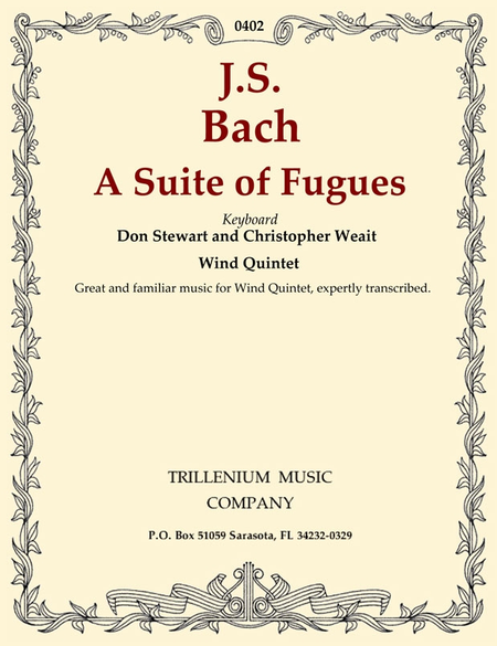 A Suite of Fugues (parts)