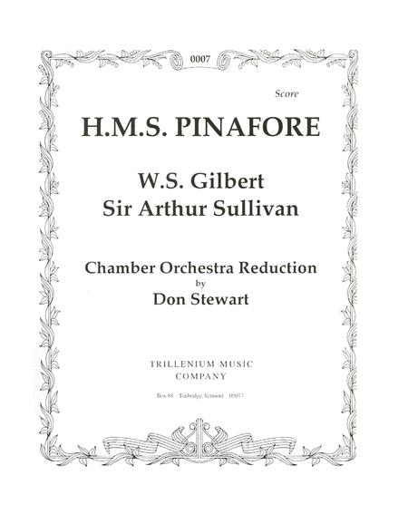 H.M.S. Pinafore (score)