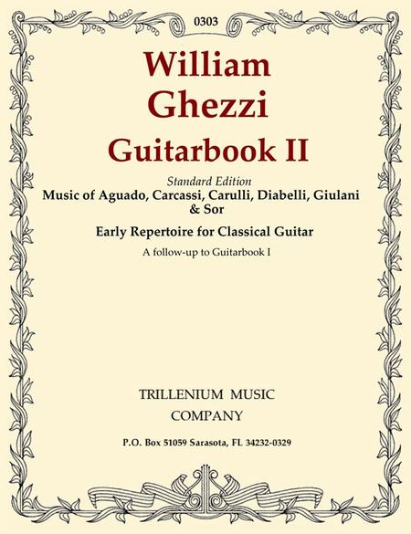Guitarbook II (standard edition)