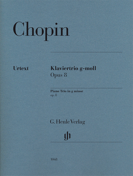 Frederic Chopin - Piano Trio in G minor, Op. 8