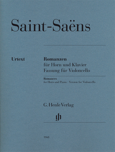 Camille Saint-Saens - Romances for Horn and Piano