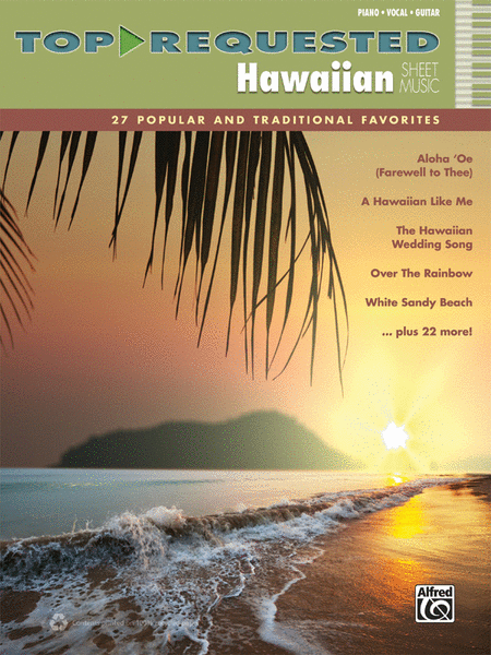 Top-Requested Hawaiian Sheet Music