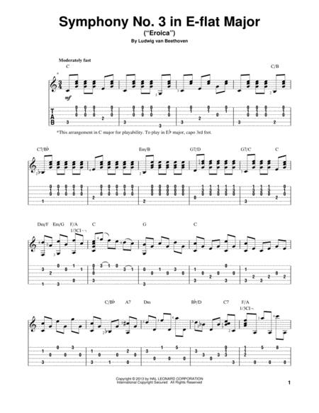 Symphony No. 3 In E-Flat Major (