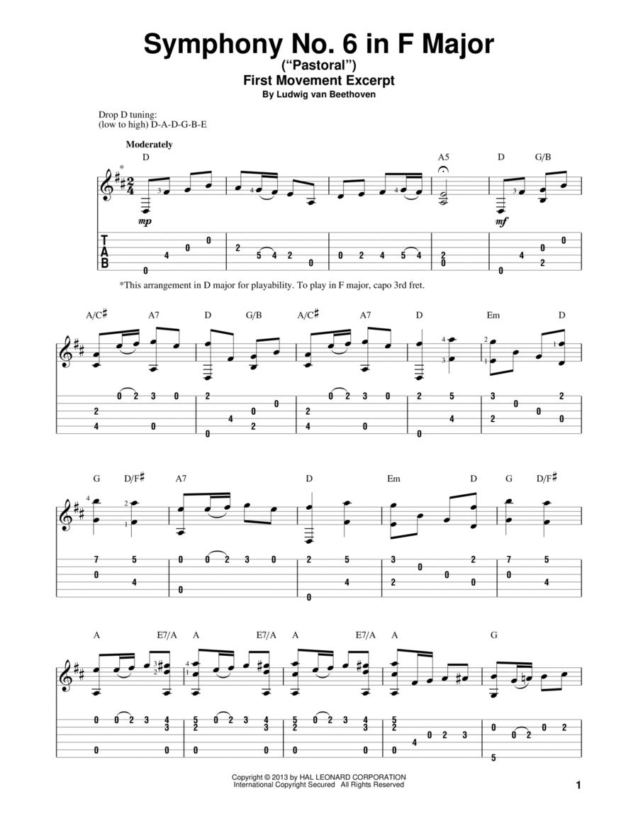 Symphony No. 6 In F Major (