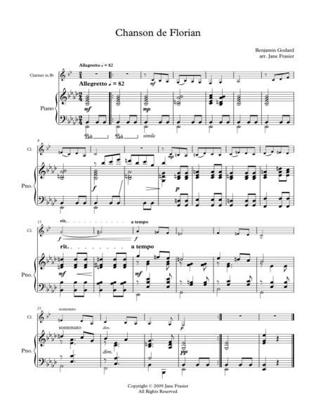 Chanson de Florian