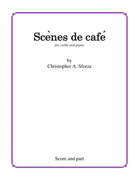 Scènes de café