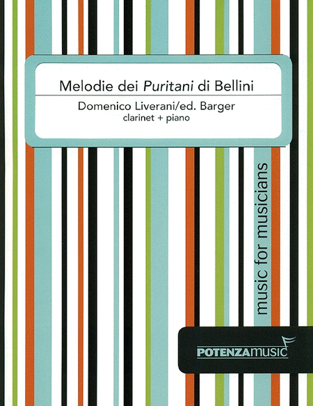 Melodie dei Puritani di Bellini