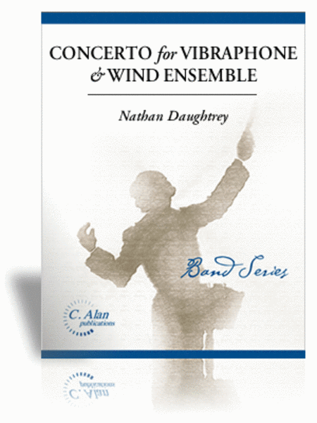 Concerto for Vibraphone & Wind Ensemble (score only)