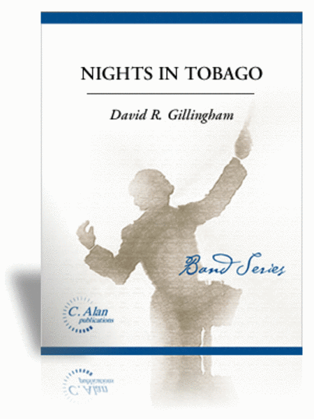 Nights in Tobago (score & parts)