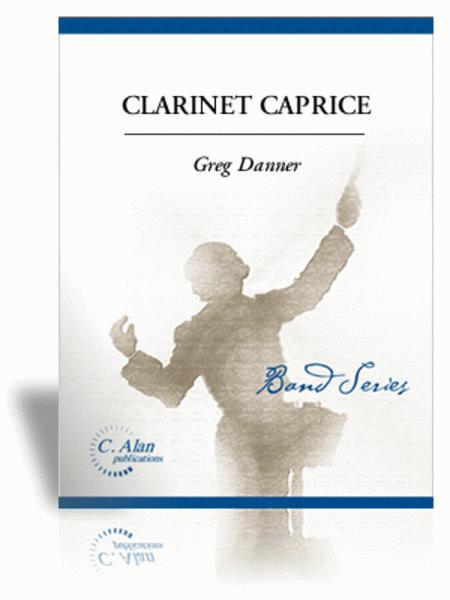 Clarinet Caprice (score only)
