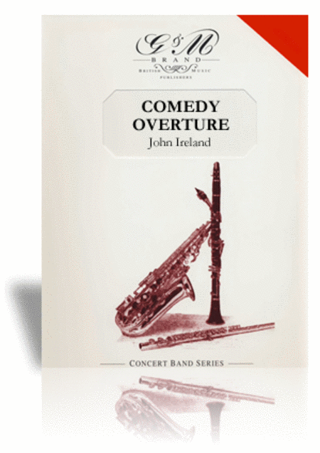 Comedy Overture (score only)