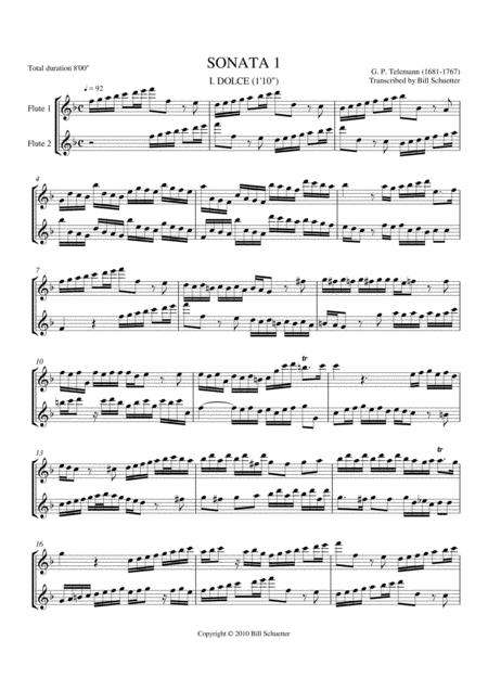 Sonata 1