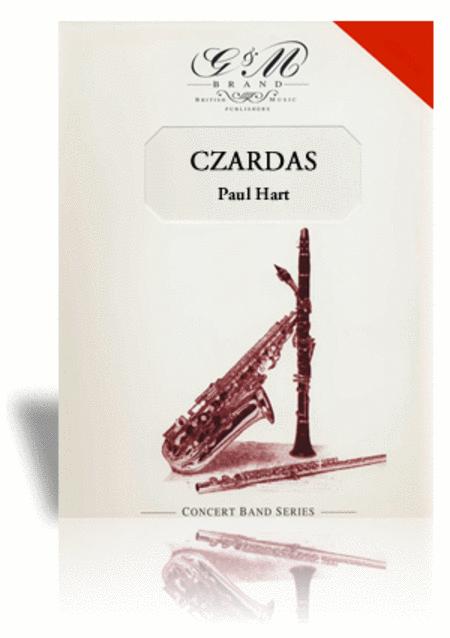 Czardas (score only)