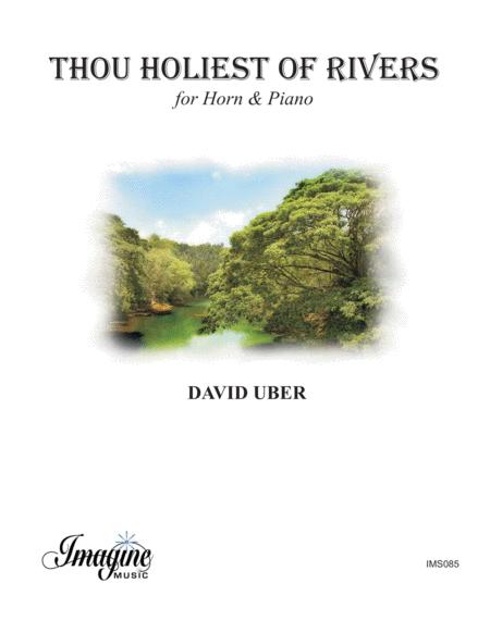 Thou Holiest of Rivers