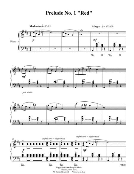 Spectrum (Seven Preludes)