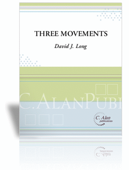 Three Movements (score only)