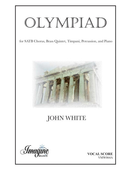 Olympiad (Vocal Score)
