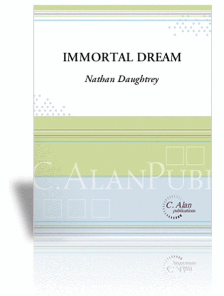 Immortal Dream (score only)