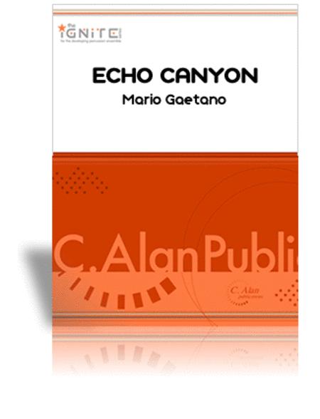 Echo Canyon (score & parts)