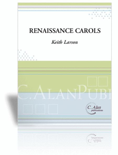 Renaissance Carols (score & parts)