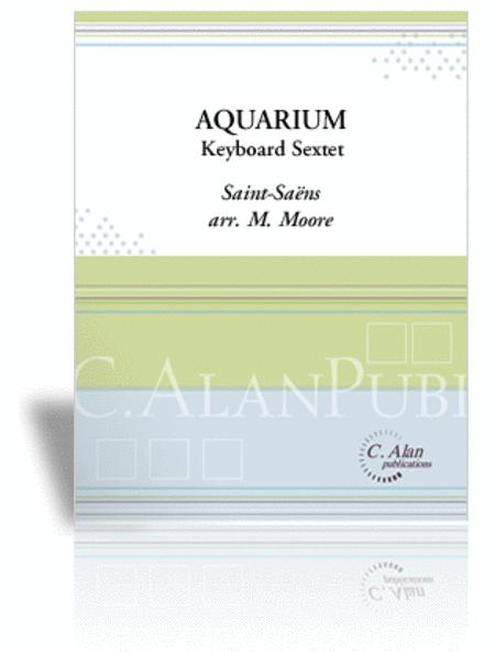 Aquarium (score & parts)