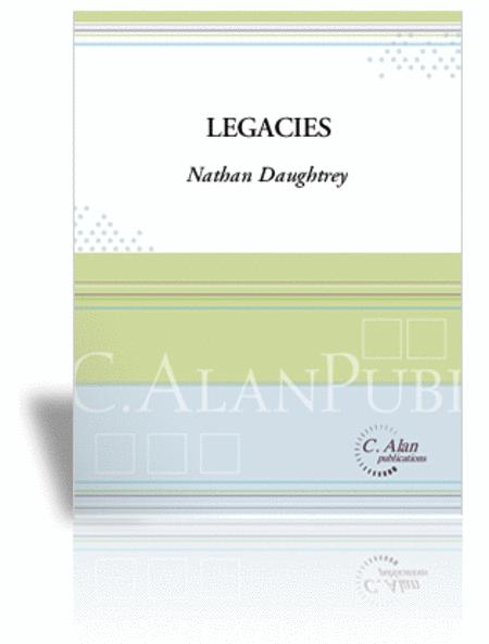 Legacies (score & parts)