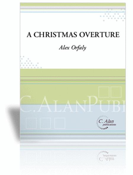 Christmas Overture, A (score & parts)