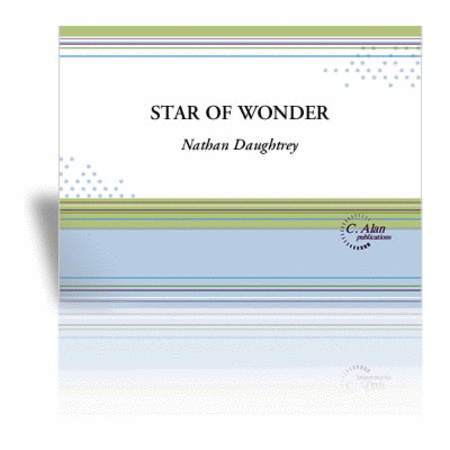 Star of Wonder (score & parts)