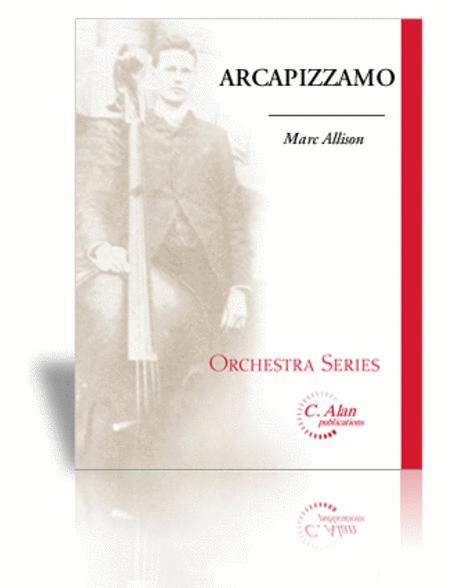 Arcapizzamo (score & parts)
