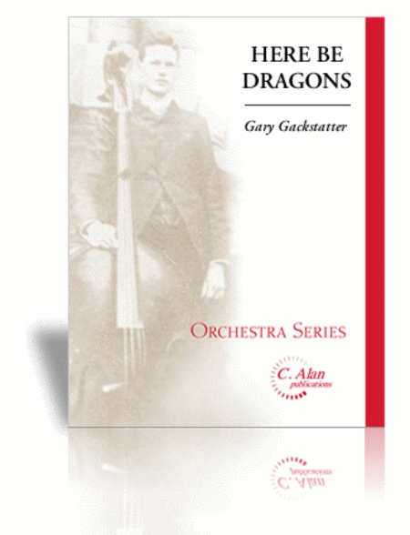 Here Be Dragons (orchestra score only)