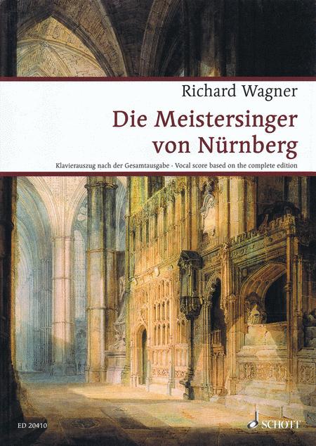 Die Meistersinger von Nurnberg WWV 96