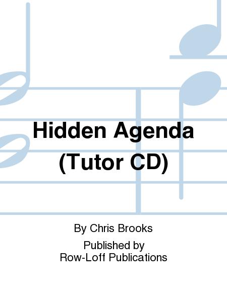 Hidden Agenda (Tutor CD)