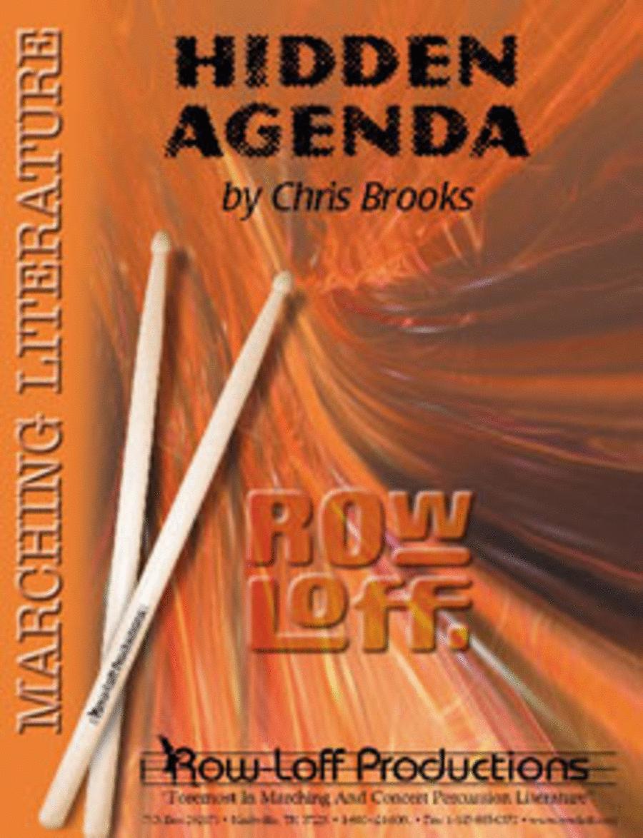 Hidden Agenda (with Tutor CD)